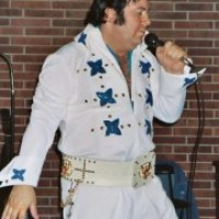 Elvis Presley Tribute Concert - Rock and Roll Singer in Hammond, Indiana