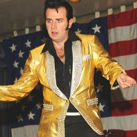 """Bringing It Back"" Productions - Elvis Impersonator in Newton, Iowa"