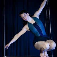 Emelia Dryjanski - Aerialist in Lake In The Hills, Illinois