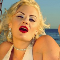 Emily Marie Is Marilyn Monroe - Jazz Singer in Oceanside, California