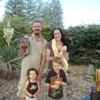 E&M's Reptile Family, LLC - Petting Zoos for Parties / Reptile Show in Bakersfield, California