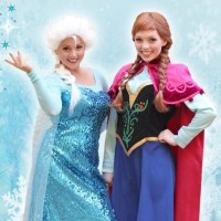 Enchanted Princess Parties Las Vegas - Princess Party in Temecula, California