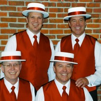Genetic Advantage Barbershop Quartet - Singing Group in Minneapolis, Minnesota