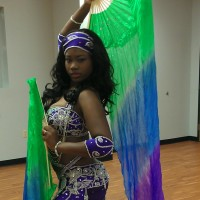Ennai Ashara - Belly Dancer in New Orleans, Louisiana