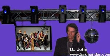 DJ Johnny Parks