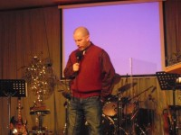 Eric Johnson - Christian Speaker in Fremont, Ohio
