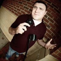 Eric Megert - Comedian in Fayetteville, North Carolina