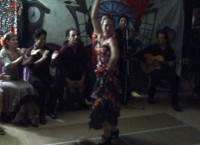 Gipsy Flamenco - Flamenco Dancer in ,
