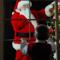 Eureka Santa - Santa Claus in Greenville, South Carolina
