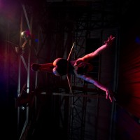 Eve Diamond - Aerialist in San Francisco, California
