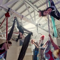 Exotic Tissu Ballet - Aerialist in Stockton, California