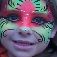Express It Face and Body Art - Face Painter in Greeneville, Tennessee