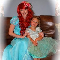 Expressive Entertainment - Princess Party in Huntington Beach, California