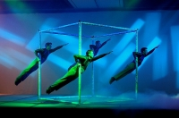 Four-Cubed Acrobatics - Aerialist in Oceanside, California