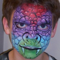 Fabulous Face Painting - Face Painter in The Woodlands, Texas