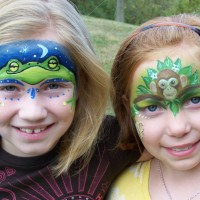 Face Painting By Jody Rife - Face Painter in Gallipolis, Ohio