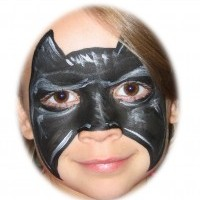 Face2Face Painting - Children's Party Entertainment in Virginia Beach, Virginia
