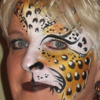 Face Art By Daisy - Super Hero Party in Fort Lauderdale, Florida