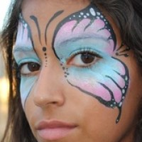 Face Painting by April - Temporary Tattoo Artist in Salt Lake City, Utah