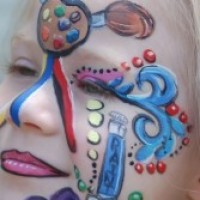 Face of Art - Body Painter in Dalton, Georgia
