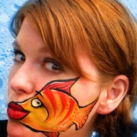 Face Paint From Mars - Face Painter / Airbrush Artist in Burbank, California