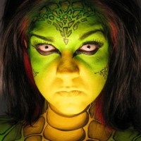 Face Painting and Airbrush Tattoos - Makeup Artist in Cumberland, Maryland