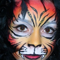 Face Painting and Body Artistry By Karina - Temporary Tattoo Artist in Santa Monica, California