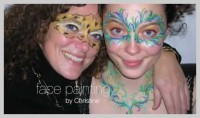 Face Painting by Christine - Temporary Tattoo Artist in Georgetown, Texas