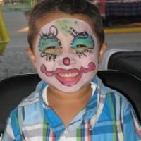 Face Painting By Cynthia - Inflatable Movie Screen Rentals in Napa, California