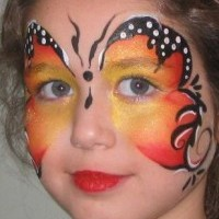 Face Painting By Denise - Temporary Tattoo Artist in Kenosha, Wisconsin