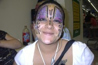 Face Painting by Destiny - Airbrush Artist in Post Falls, Idaho