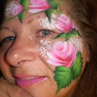 Face Painting by Gina - Face Painter in Jackson, Michigan