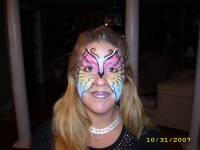 Face Painting by Lisa