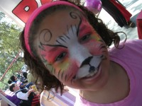 Face Painting by Miss Erna - Bounce Rides Rentals in Atlanta, Georgia