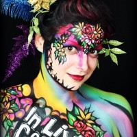 Face Painting by Samantha - Body Painter in Salt Lake City, Utah