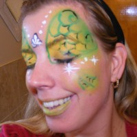 Face painting by Sarah - Pony Party in Buffalo, New York