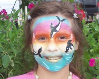 Face Painting by Tricia - Pony Party in Denison, Texas