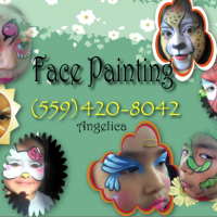 Face Painting - Face Painter in Fresno, California