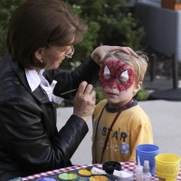 Face Painting Illusions and Balloon Art, LLC - Super Hero Party in Waco, Texas