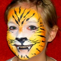 Face the Paint - Temporary Tattoo Artist in Hesperia, California