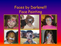 Faces by Darlene! Face Painting - Pony Party in Denison, Texas