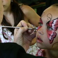 Faces by Ferdinand - Face Painter in Easton, Pennsylvania