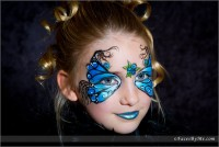 Faces by Me! - Face Painting