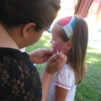 Faces by Ritz - Face Painter in Bakersfield, California