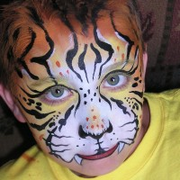 Faces Gone Wild - Face Painter in Knoxville, Tennessee