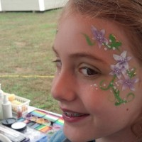 FaeRings: Hoops -n- Things - Face Painter in Hartford, Connecticut