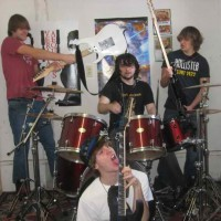 Falling With Style - Heavy Metal Band in Oregon, Ohio