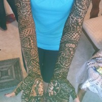 """fancy Bridal Henna Designer"" - Henna Tattoo Artist in Fontana, California"