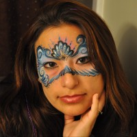 Fancy Face Art - Body Painter in Orange County, California