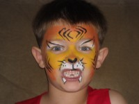 Fancy Face Art - Children's Party Entertainment in Spartanburg, South Carolina